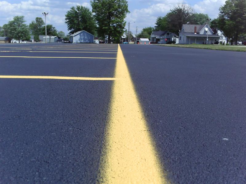 Pavement Striping